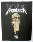 Metallica - 'One' Giant Backpatch